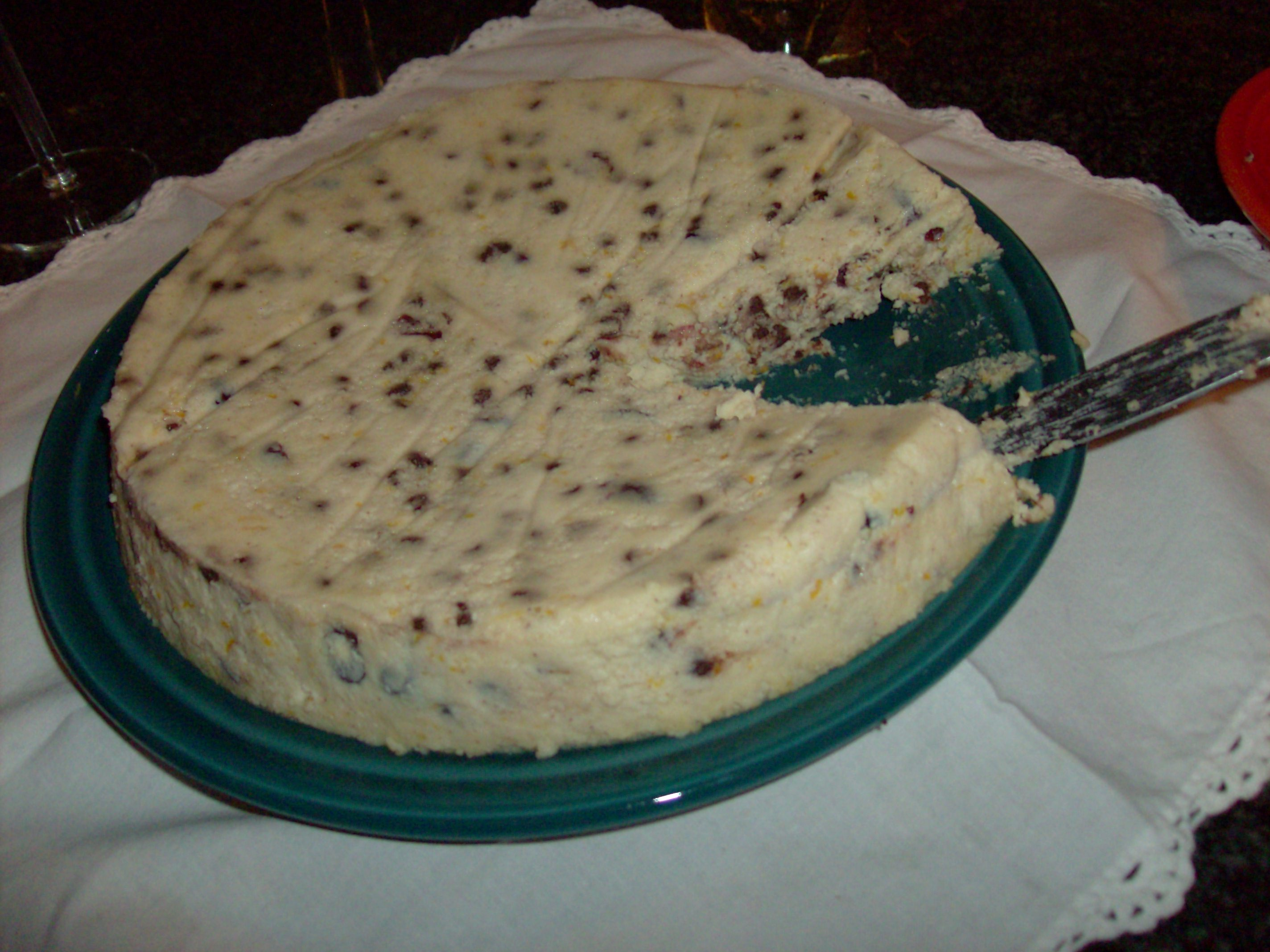 Cannoli Cheesecake Americano 7